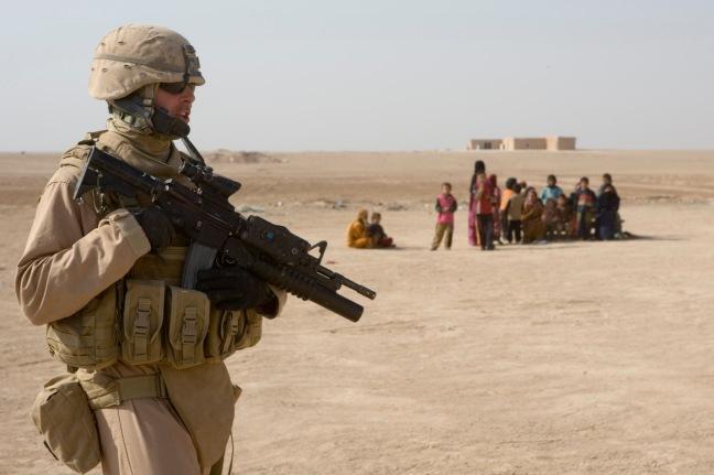 Operation Iraqi Freedom FY-08